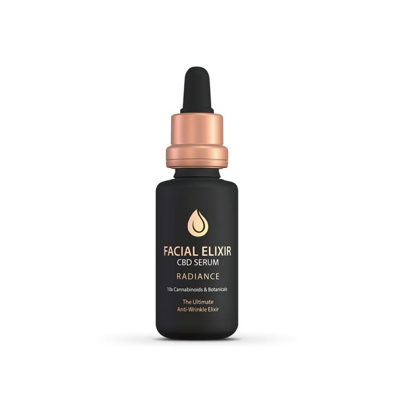 Pavate Black Label Facial Elixir CBD Anti Aging Serum